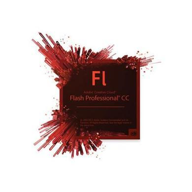Adobe Flash Professional Single Application for Creative Cloud - Standard
