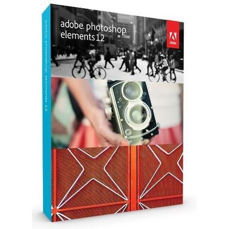 Adobe Photoshop Elements 12 PC/Mac