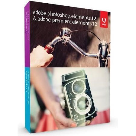 Adobe Photoshop Elements and Premiere Elements 12 Bundle Edition PC/Mac