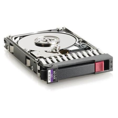 HP 300GB 6G 10k rpm HPL SAS SFF 2.5in Smart Carrier DP ENT 3Yr Wty Hard Drive