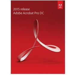 Adobe S & L Acrobat Pro DC 2015 Mac EU English Commercial Electronic Software Download 1 User