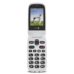 Doro PhoneEasy 631 Matt Graphite Mobile Flip Phone