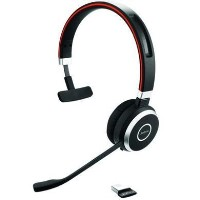 Jabra Evolve 65 Mono - Also Bluetooth