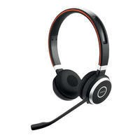 Jabra Evolve 65 Duo - also Bluetooth