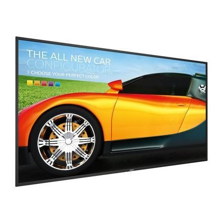 Philips 65BDL3050Q 65 INCH Direct LED 4K Display  powered by Android  Quad Core  Mem. 2Gb  Storage 8Gb  HTML5  CMND