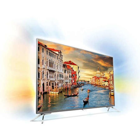 "Philips 65HFL7011T 65"" 4K Ultra HD Commercial Smart LED TV with Android"