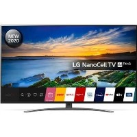 "LG 49NANO866NA 49"" Smart 4K Ultra HD HDR LED TV with Google Assistant & Amazon Alexa"