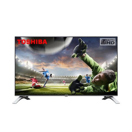 "Toshiba 65U6663DB 65"" 4K Ultra HD LED Smart TV with Freeview Play"