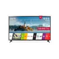 "LG 55UJ630V 55"" 4K Ultra HD HDR Smart TV with webOS and Freeview HD"