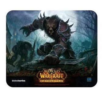 SteelSeries QcK Cataclysm Mouse Pad - Worgen Edition
