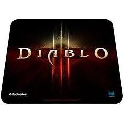 SteelSeries QcK Limited Edition Diablo III Logo Mouse Pad