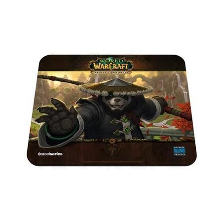 SteelSeries QcK WoWPanda Monk Edition Mouse Pad