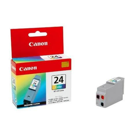 Canon BCI 24C Ink Tank - Cyan and Magenta