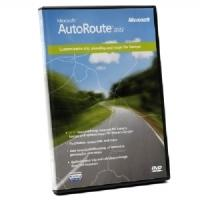 Microsoft AutoRoute Euro Win32 Single Software Assurance OPEN No Level