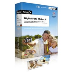 MAGIX Digital Photo Maker 9 - Electronic Software Download