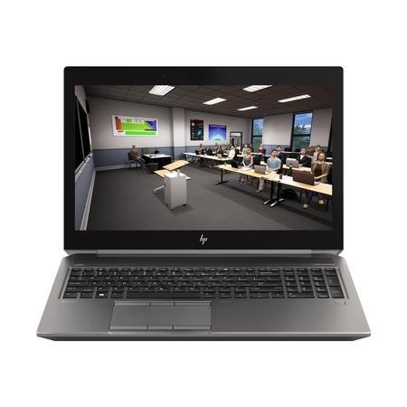 HP ZBook 15 G6 Core i7-9750H 8GB 256GB SSD 15.6 Inch FHD Quadro P1000 4GB Windows 10 Pro Mobile Workstation Laptop