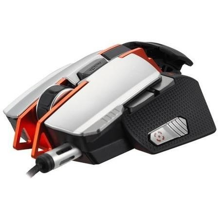 Cougar 700M Gaming Mouse 8200 dpi Adjustable & Programmable LEDs Gaming Features Silver Retail