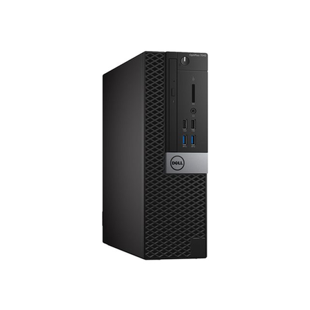 Dell OptiPlex 7040 Core i7-6700 3.4GHz 8GB 500GB DVD-RW Windows 7 Professional Desktop