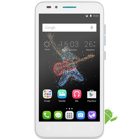 Alcatel GO Play 8GB Blue/White 4G