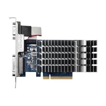 710-2-SL ASUS NVIDIA GT 710 2GB PCI-E Graphics Card