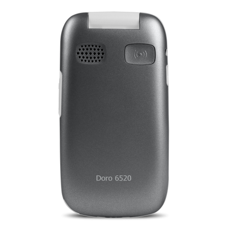 "Doro 6520 Grey/White 2.8"" 3G Unlocked & SIM Free"