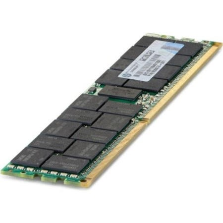 HPE 16GB Dual Rank x4 PC3L-12800R DDR3-1600 Registered Low Voltage Memory Kit - Compatible with most HPE Gen8 Servers