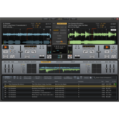 MAGIX Digital DJ - Electronic Software Download