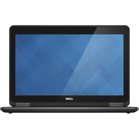 Dell Latitude E7240 4th Gen Core i5 4GB 128GB SSD 12.5 inch Windows 7 Pro Laptop in Grey