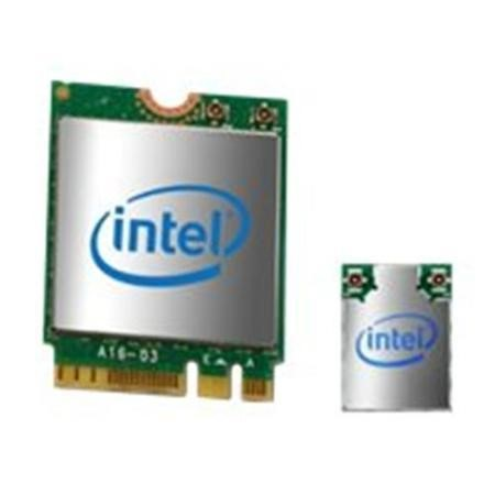 Intel Dual Band Wireless-AC 7265 - Network adapter - M.2 Card - 802.11b 802.11a 802.11g 802.11n 802.11ac Bluetooth 4.0 LE