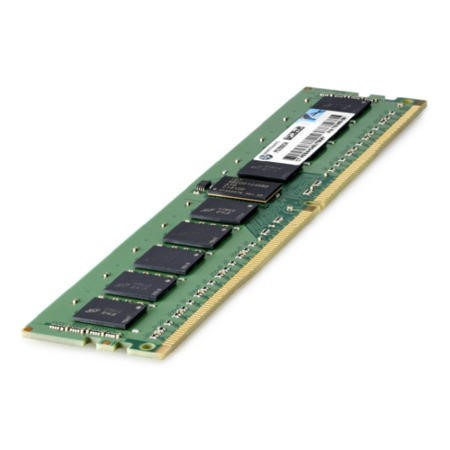 HPE 16GB 1x16GB Dual Rank x4 DDR4-2133 Registered Memory Kit