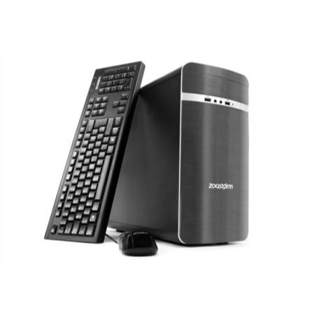 Zoostorm mATX Intel i3-4160 1TB 4GB DVDRW Windows 8.1 Desktop