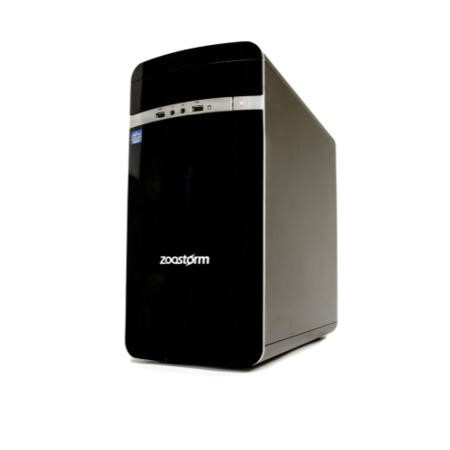 Zoostrom Core i7-4790 12GB 1TB DVD-RW Windows 10 Professional Desktop