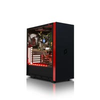 StormForce Hurricane Core i7-6700 8GB 2TB + 128GB SSD GeForce GTX 1060 3GB DVD-RW Windows 10 Gaming Desktop