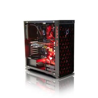 StormForce Inferno Core i7-6700K 32GB RAM 3TB HDD + 250GB SSD Dual SLI GeForce 8GB GTX 1070 Windows 10 Gaming Desktop