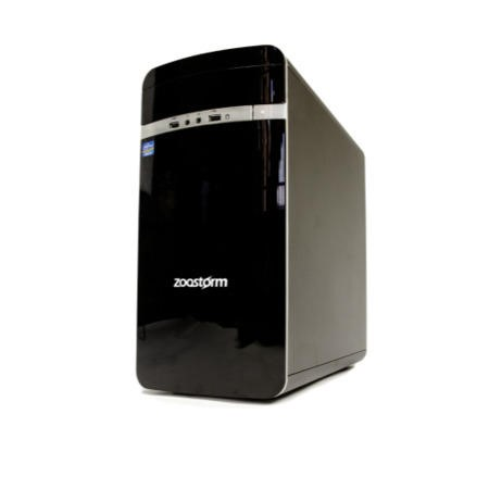 Zoostorm mATX Celeron G1840 500GB 4GB DVDRW Windows 8.1 Bing Desktop