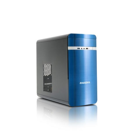 7290-0245 Zoostorm Evolve Core i5-7400 8GB 1TB + 240GB SSD Windows 10 Desktop