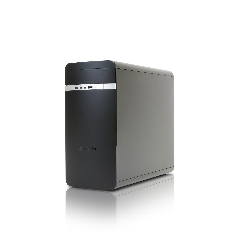 Zoostorm Evolve AMD Ryzen 3 2200G 8GB 240GB SSD No OS Desktop PC