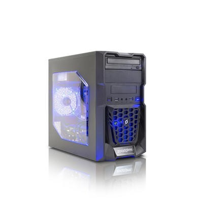 7290-5323 Zoostorm Quest AMD A10-7890K 8GB 2TB 240GB SSD DVD-RW Windows 10 Desktop