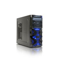 StormForce Tornado Core i7-7700 8GB 1TB + 128GB SSD GeForce GTX 1060 DVD-RW Windows 10 Gaming Desktop
