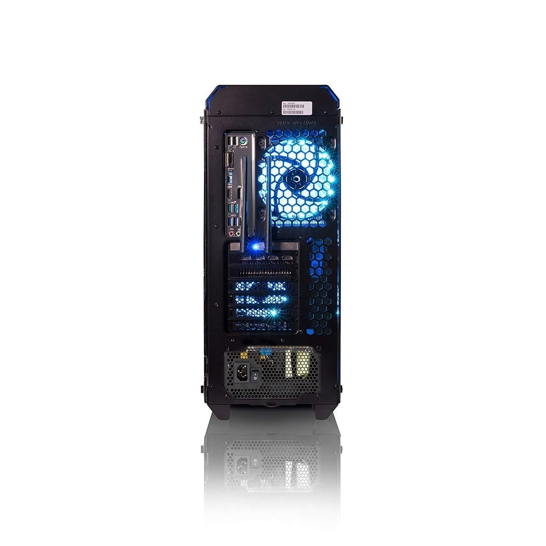 StormForce Ventus Core i7-7700 16GB 2TB + 128GB SSD GeForce GTX 1080 Ti  11GB Windows 10 Gaming PC
