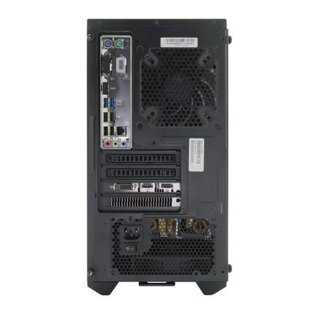 Stormforce Onyx Core i3-7100 8GB 1TB GeForce GTX 1050 Windows 10 Gaming Desktop