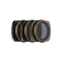 Polar Pro OSMO Pocket Cinema Series Vivid Filters 3 Pack