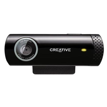 73VF070000001 Creative Webcam Live! Cam Chat HD Webcam