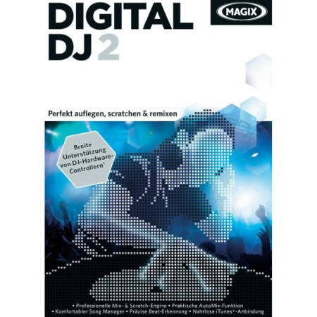 MAGIX Digital DJ 2 - Electronic Software Download