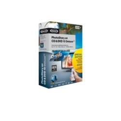 MAGIX PhotoStory on CD & DVD 10 DeluxeHD Special Edition - Electronic Software Download