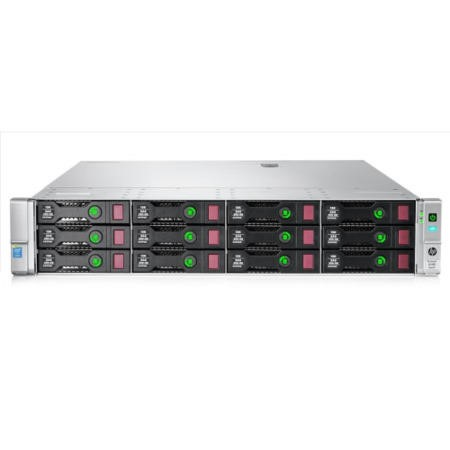 HPE ProLiant DL380 Gen9 Intel Xeon E5-2620v3 6-Core 2.40GHz 15MB 16GB 1 x 16GB RDIMM 12 x Hot Plug 3.5in P840/4GB FBWC 12Gb 2 x 800W 3yr NBD