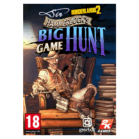 Borderlands 2 DLC Sir Hammerlock's Big Game Hunt PC Game