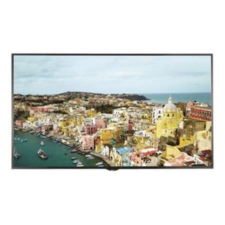 "LG 75UH5C 75"" 4K UHD 24/7 Operation Large Format Display"