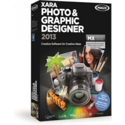 Magix Photo & Graphic Designer 2013 - Electronic Software Download