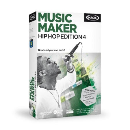 MAGIX Music Maker Hip Hop Edition 4 - Electronic Software Download